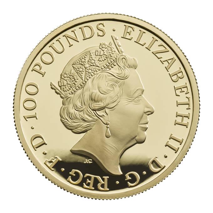 GB 100 Pounds 2018