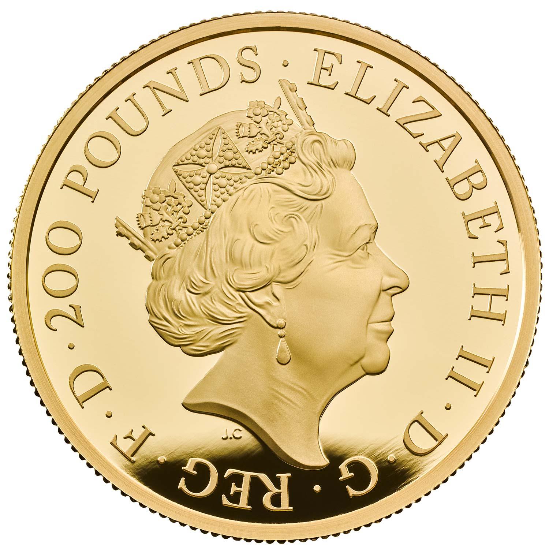 GB 200 Pounds 2019