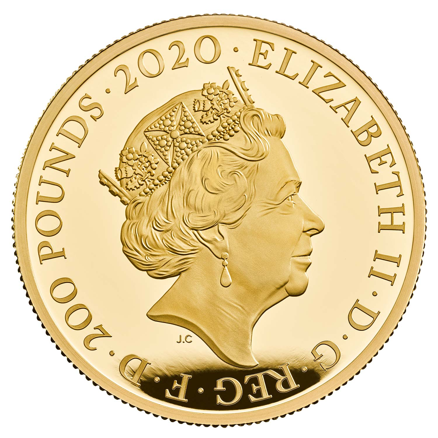 GB 200 Pounds 2019