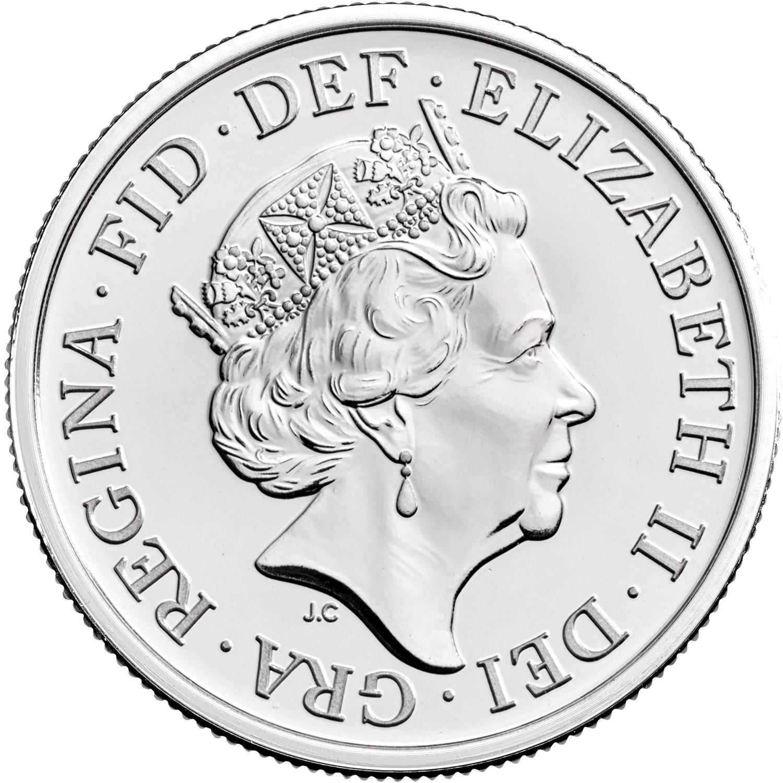 GB 6 Pence 2021