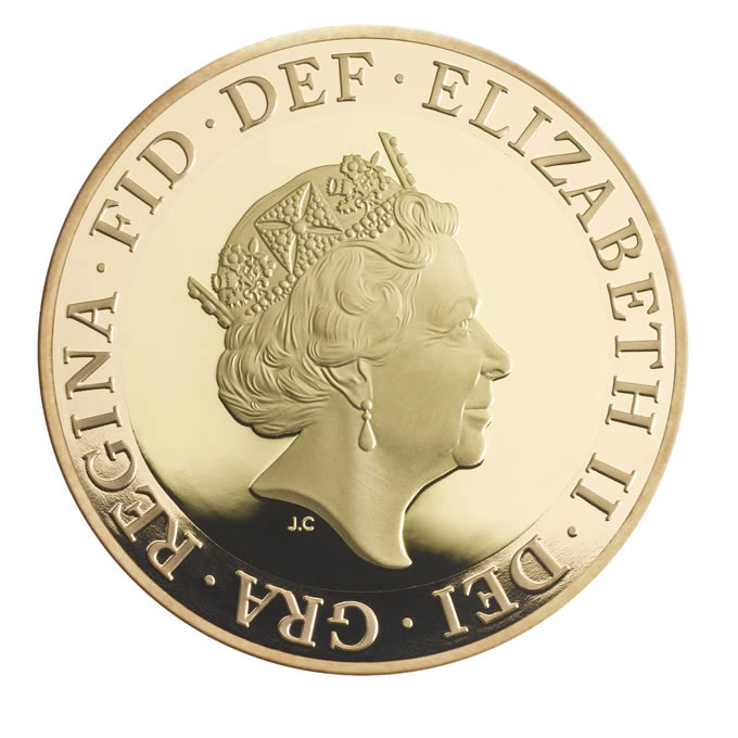 GB 2 Pounds 2016