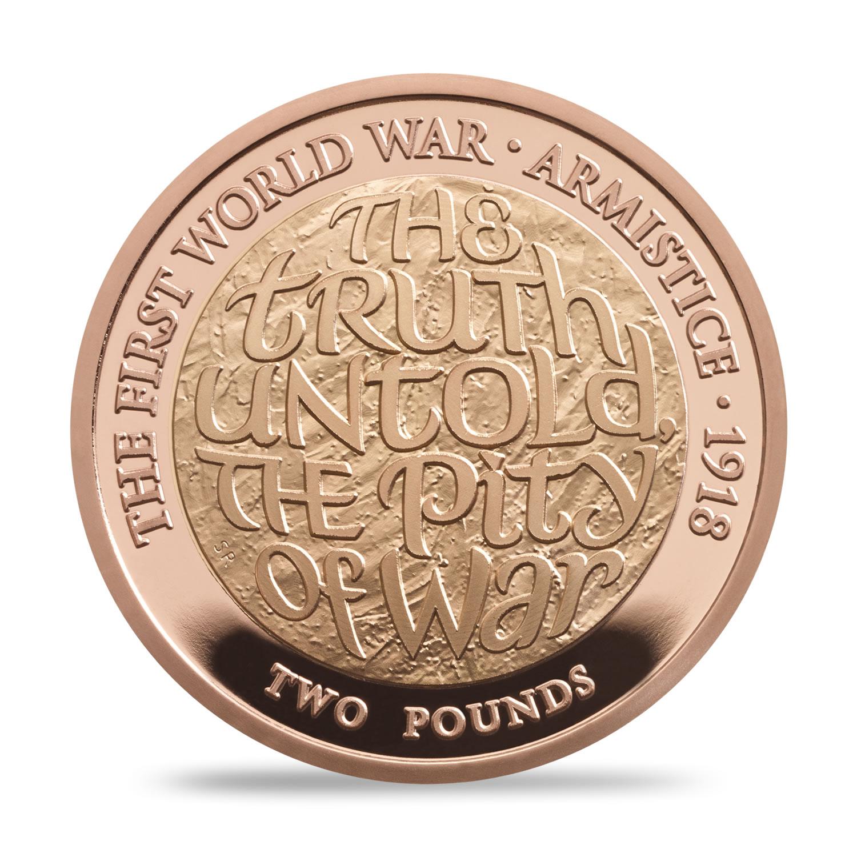 GB 2 Pounds 2018