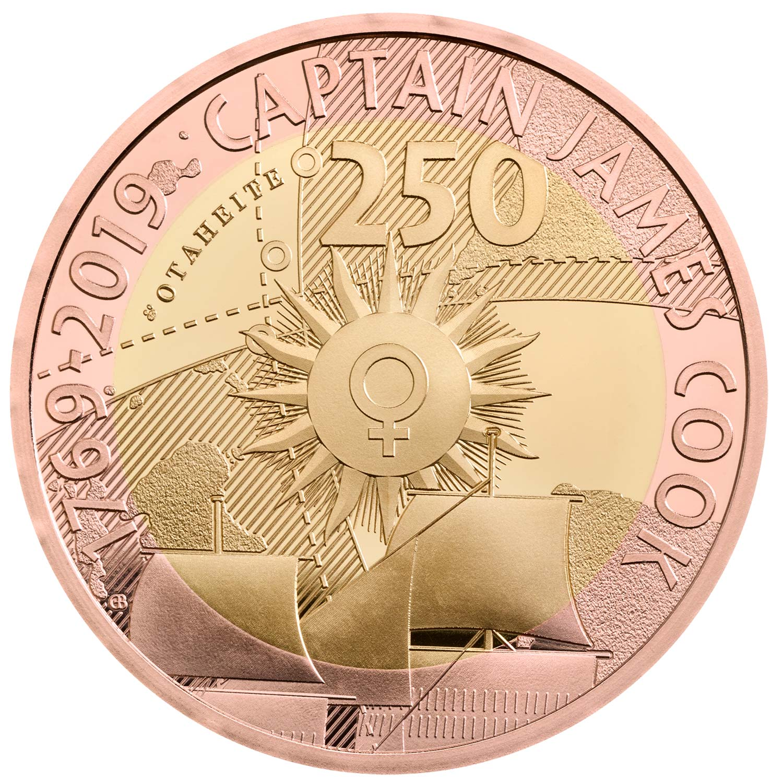 GB 2 Pounds 2019