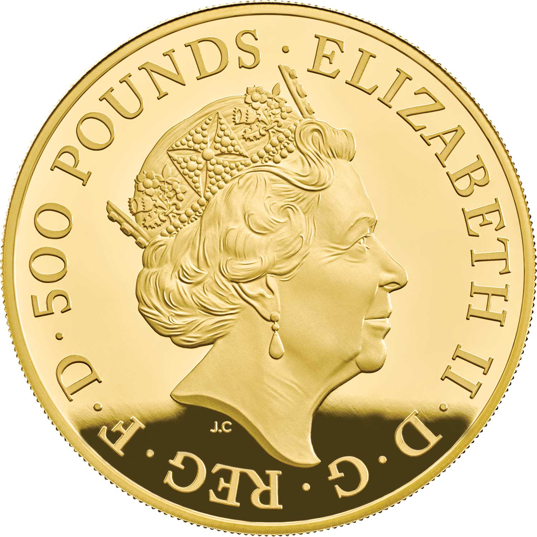 GB 500 Pounds 2019