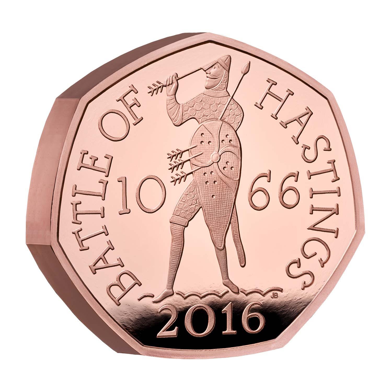GB 50 Pence 2016
