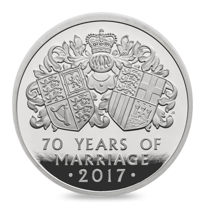 GB 5 Pounds 2017