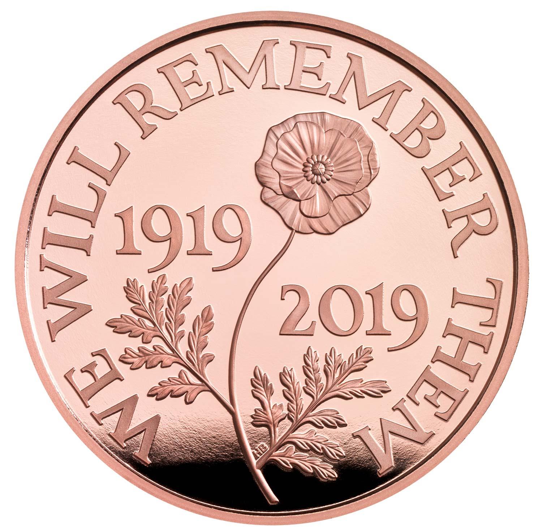GB 5 Pounds 2019