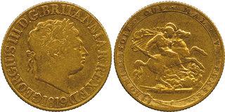 GB Sovereign 1819