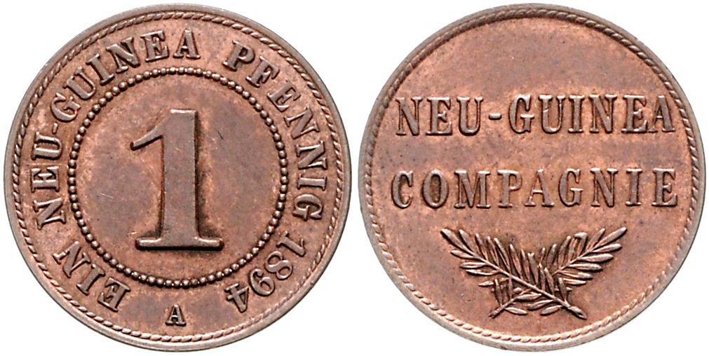 DE 1 Pfennig 1894 A