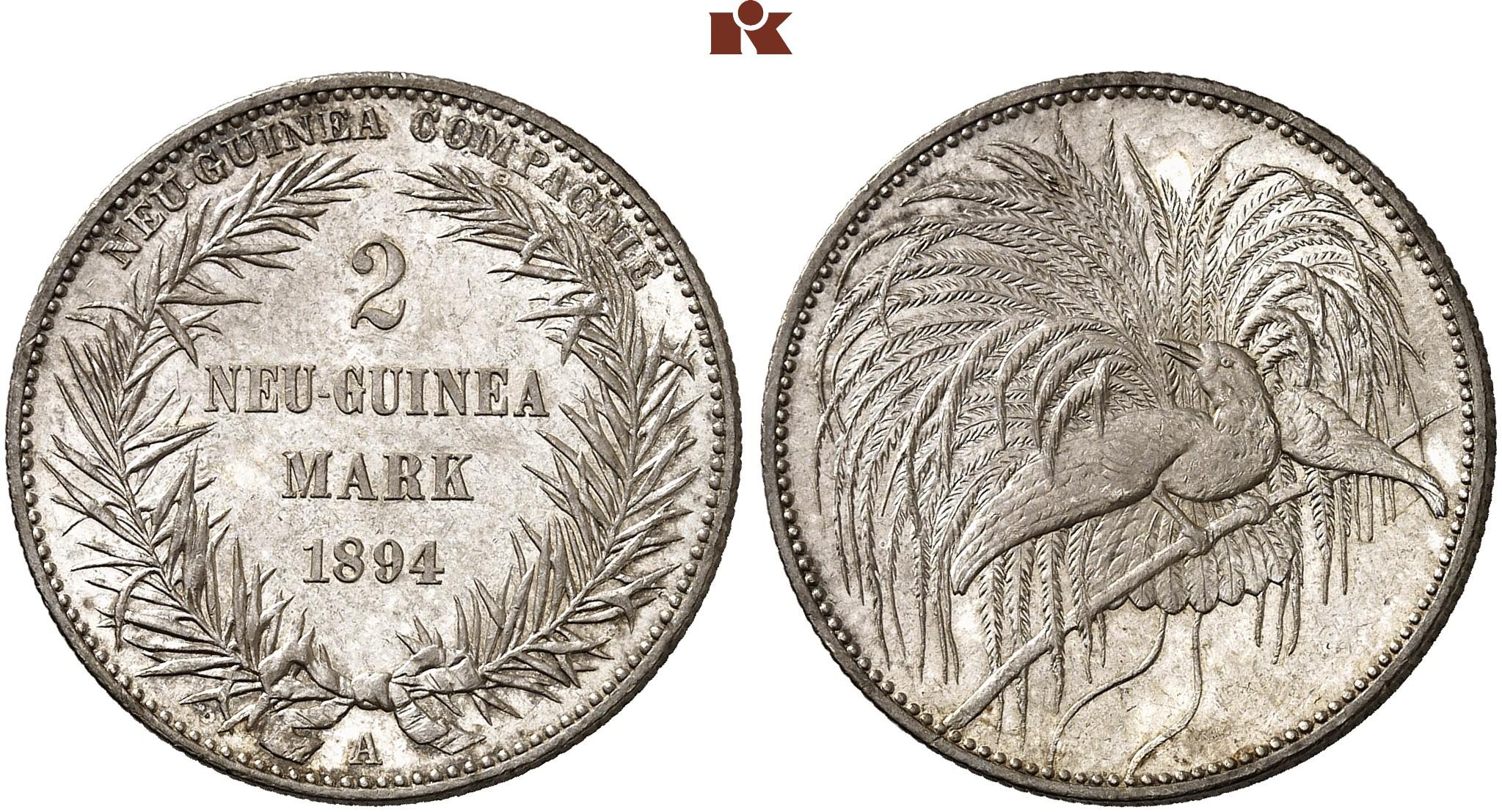 DE 2 Mark 1894 A
