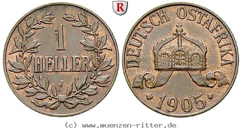 DE 1 Heller 1905 J