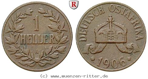 DE 1 Heller 1906 A