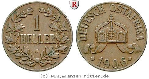 DE 1 Heller 1906 J