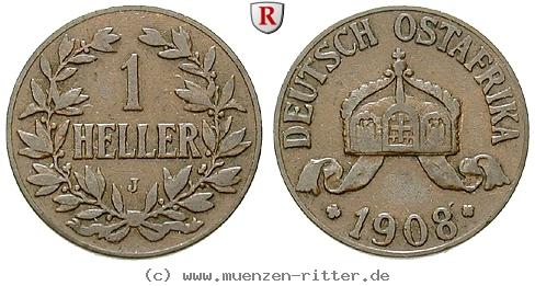 DE 1 Heller 1908 J