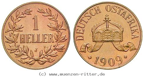 DE 1 Heller 1909 J
