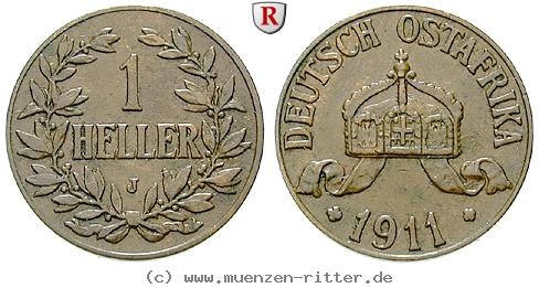 DE 1 Heller 1911 J