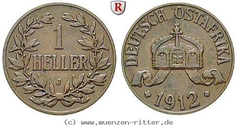DE 1 Heller 1912 J