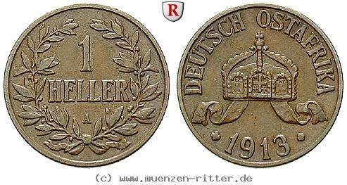 DE 1 Heller 1913 A