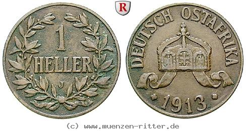 DE 1 Heller 1913 J