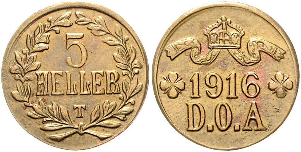 DE 5 Heller 1916 T