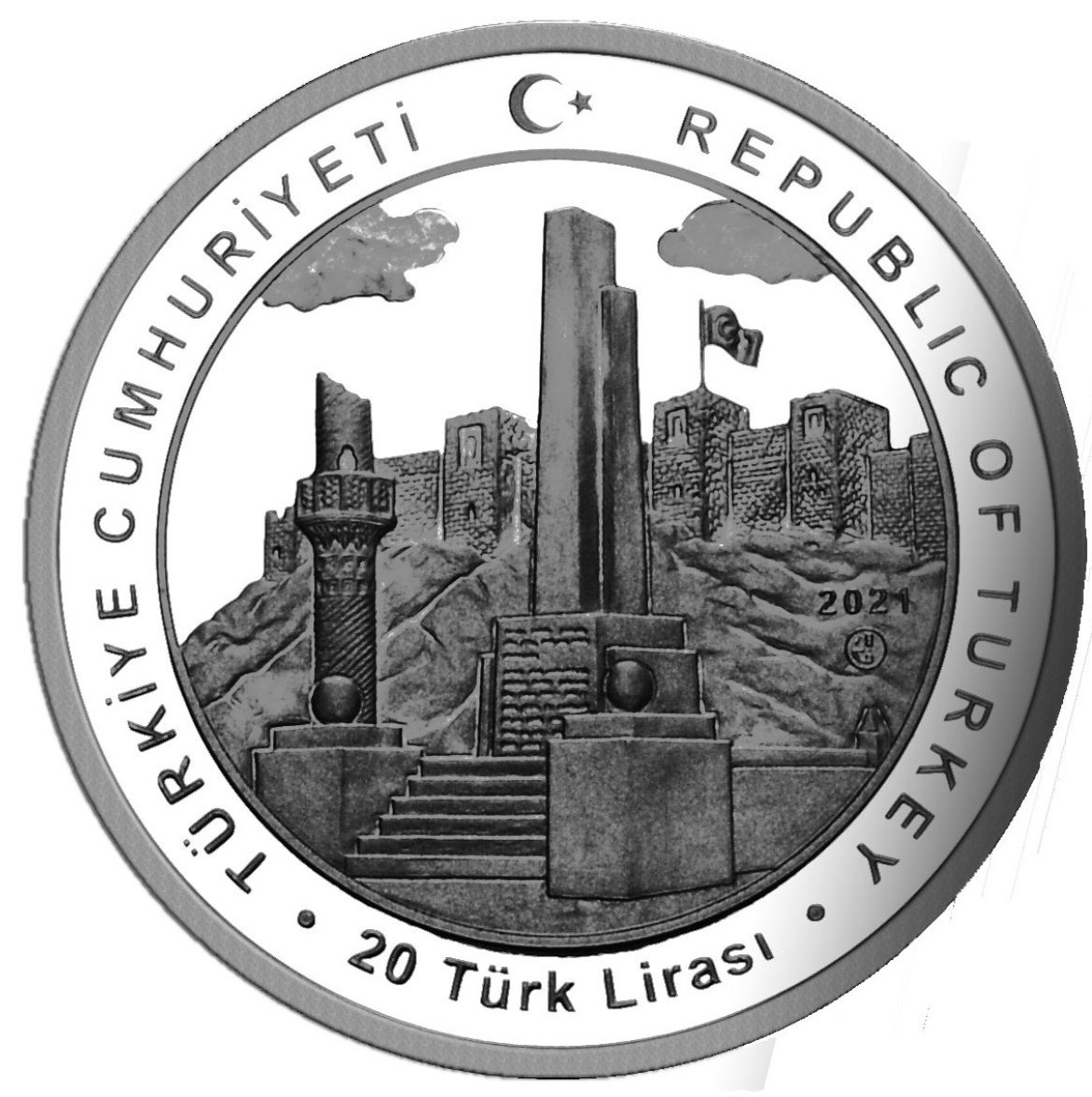 TR 20 Lira 2021