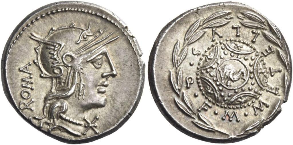 Münzen des Römischen Republik: Was sind sie wert?