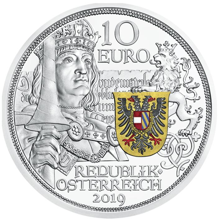 AT 10 Euro 2019
