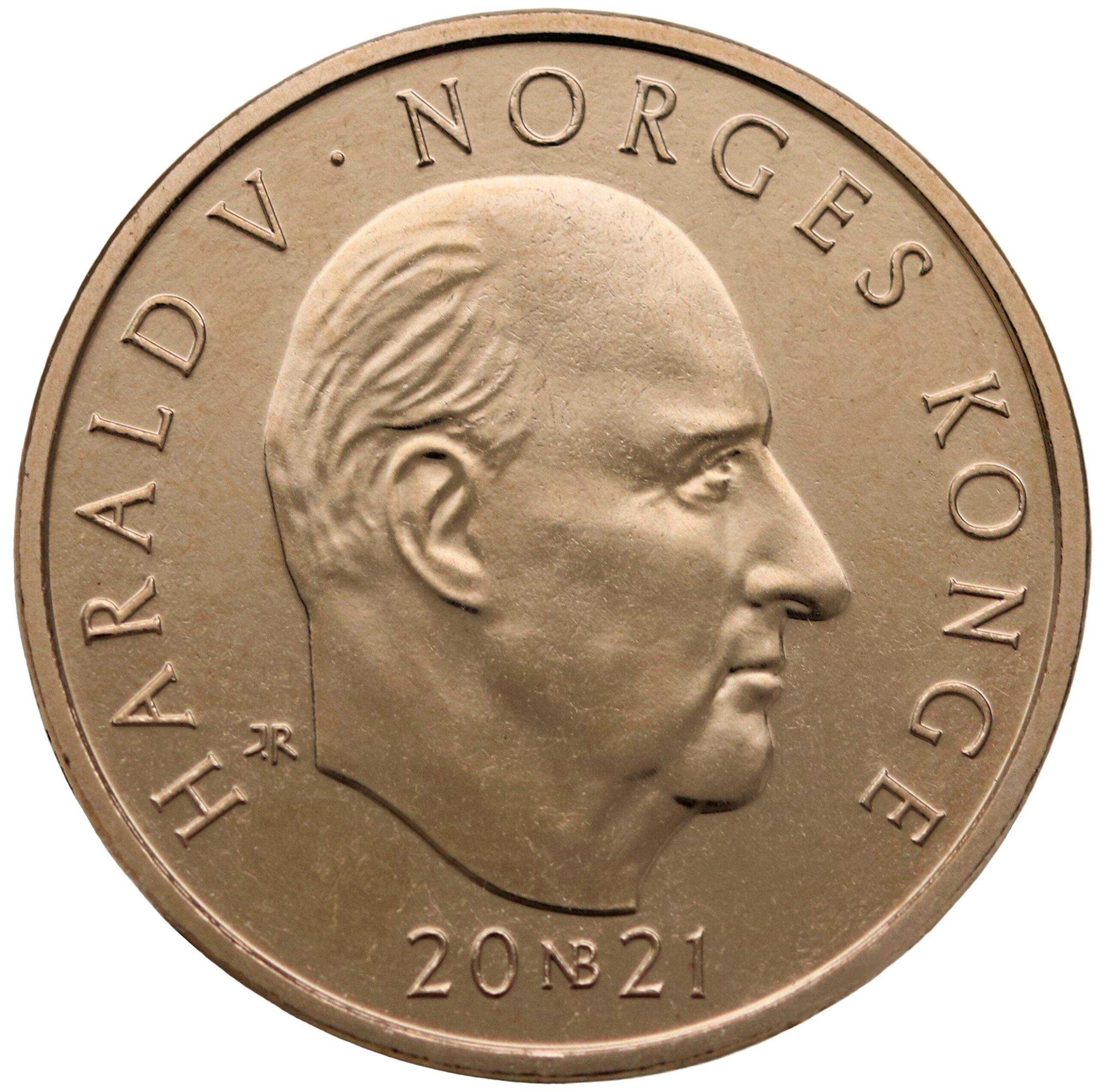 NO 20 Kroner 2021 NB