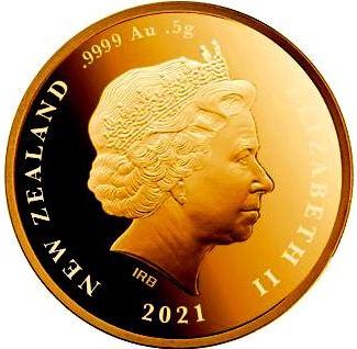 NZ 50 Cent 2021