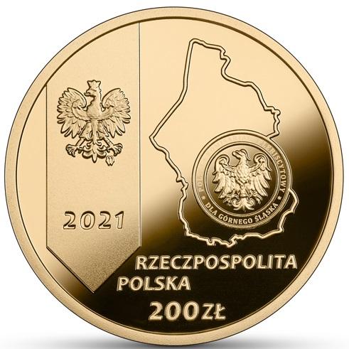 PL 200 Zloty 2021 MS Monogram