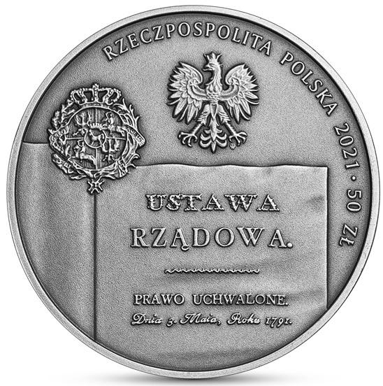 PL 50 Zloty 2021
