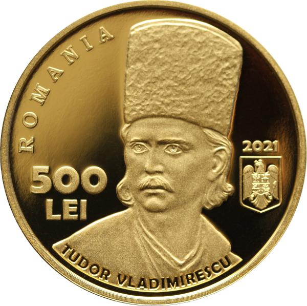 RO 500 Lei 2021