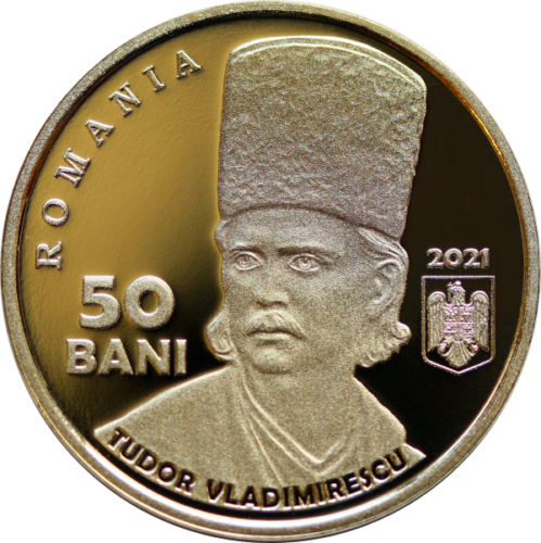 RO 50 Bani 2021