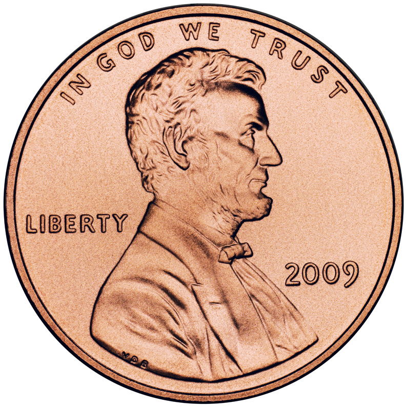US 1 Cent - Penny 1976 no mintmark