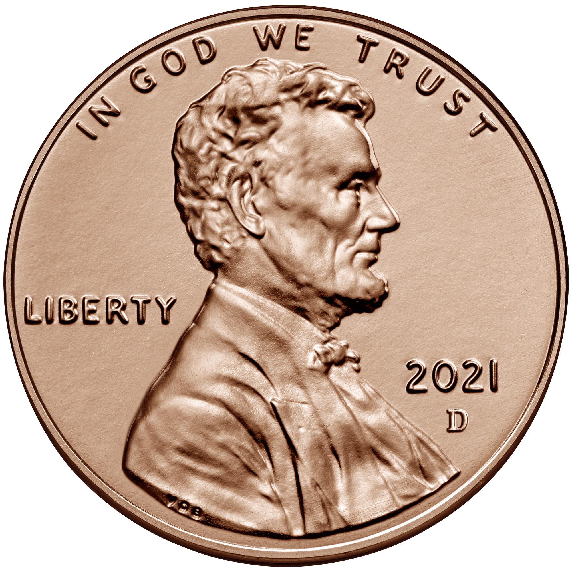 US 1 Cent - Penny 1977 D