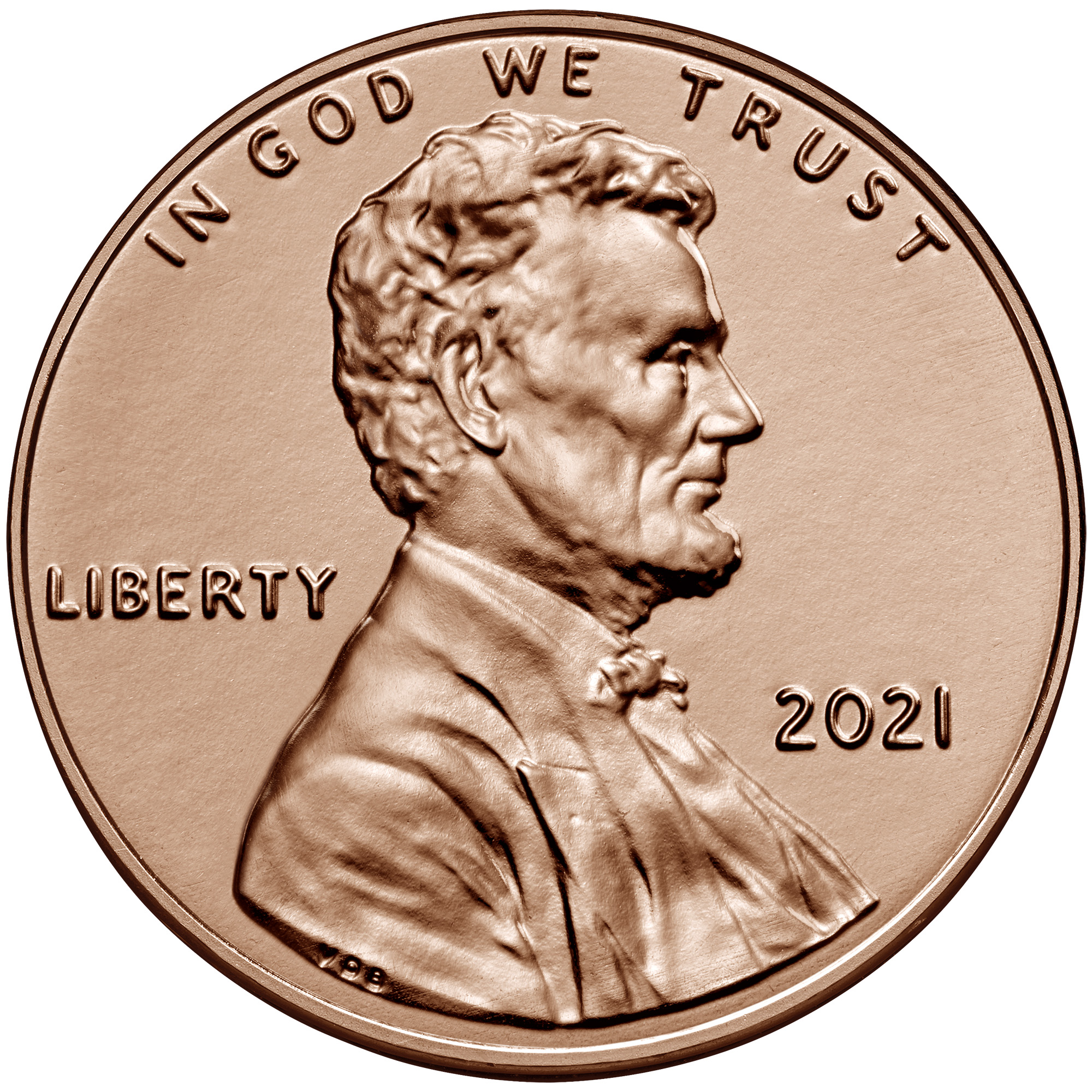US 1 Cent - Penny 2017 P