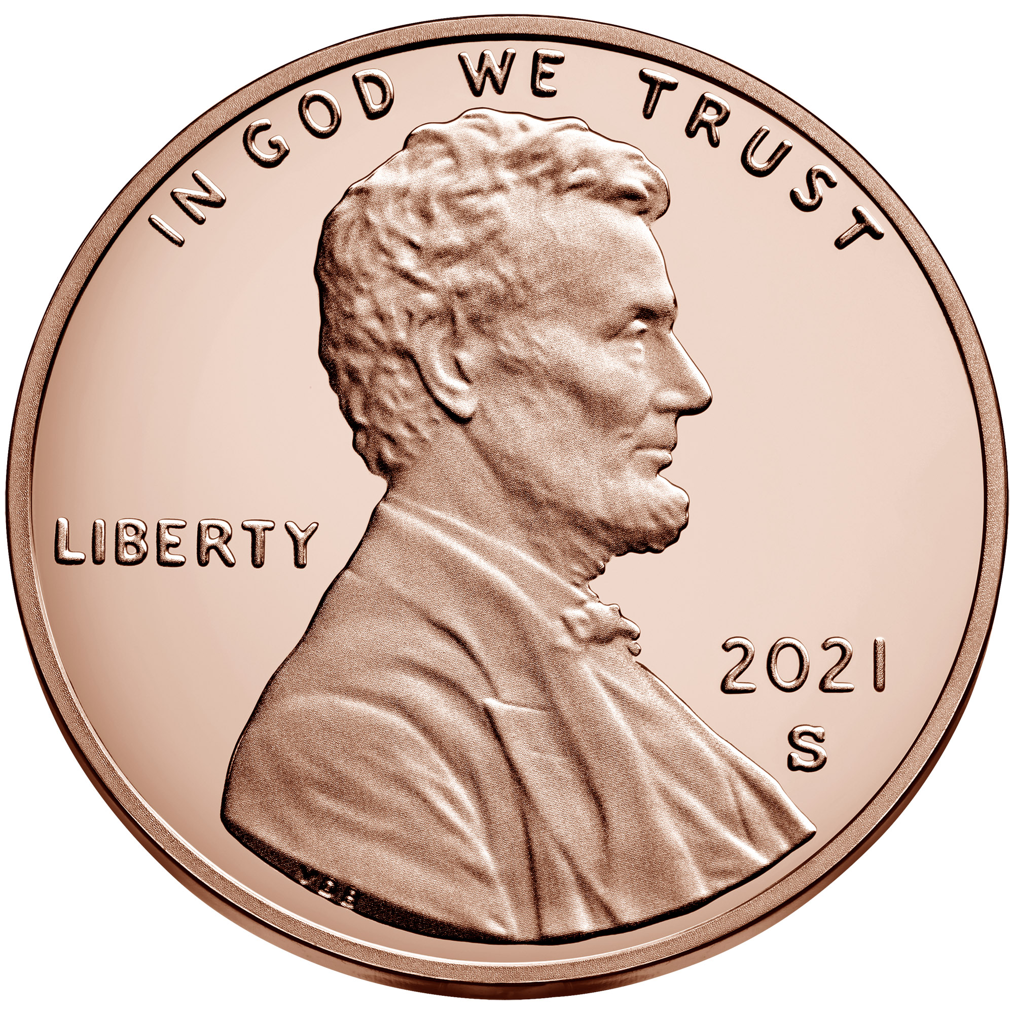 US 1 Cent - Penny 1975 S