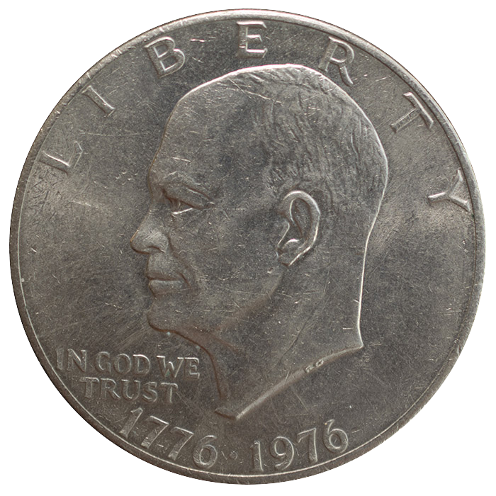 US 1 Dollar 1976 S