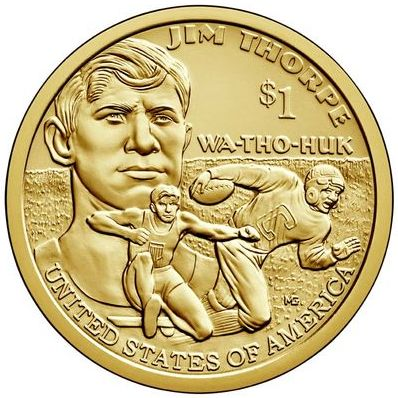 US 1 Dollar 2018 D