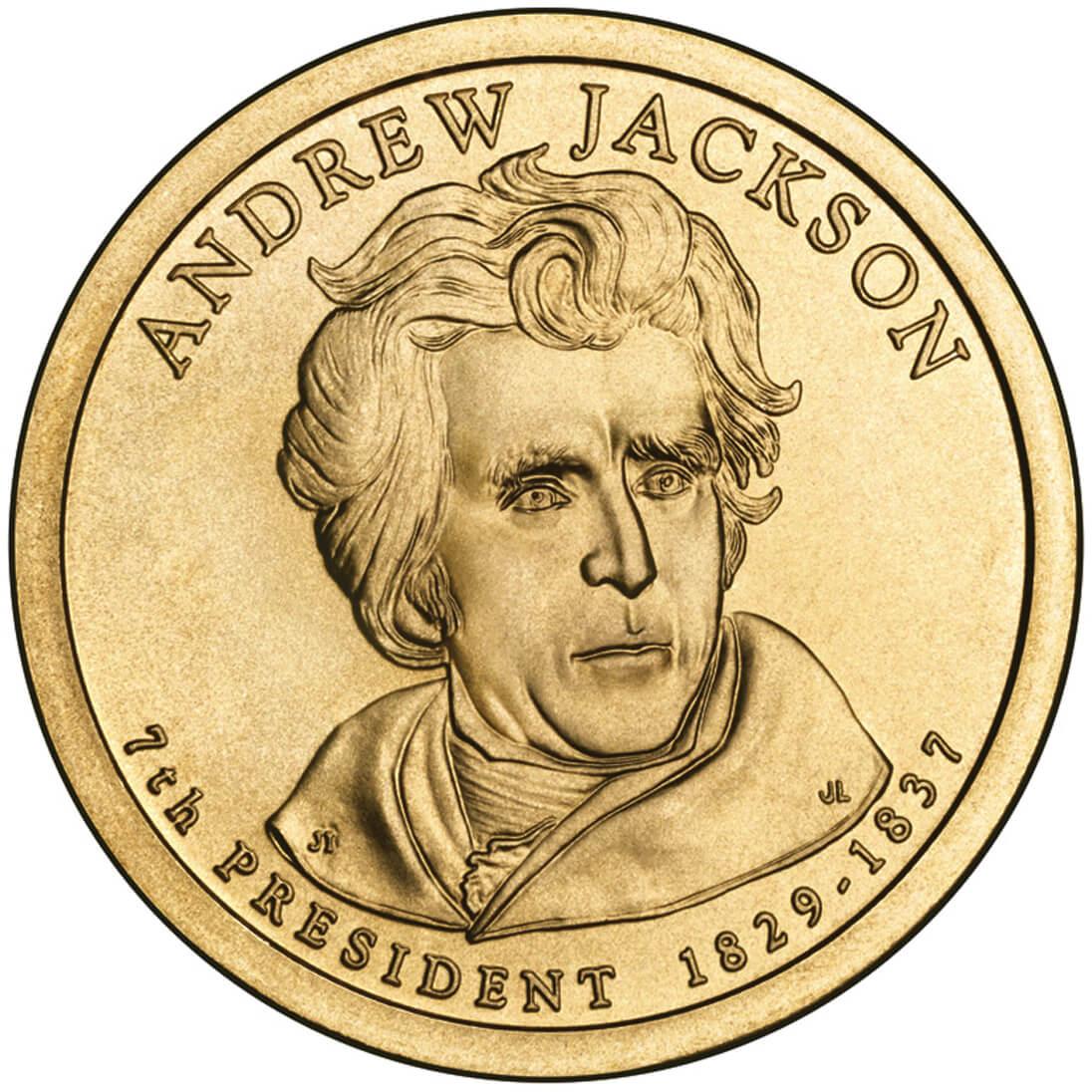 US 1 Dollar 2008 D