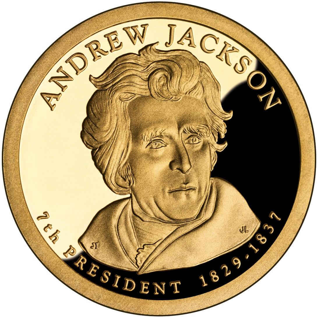 US 1 Dollar 2008 S