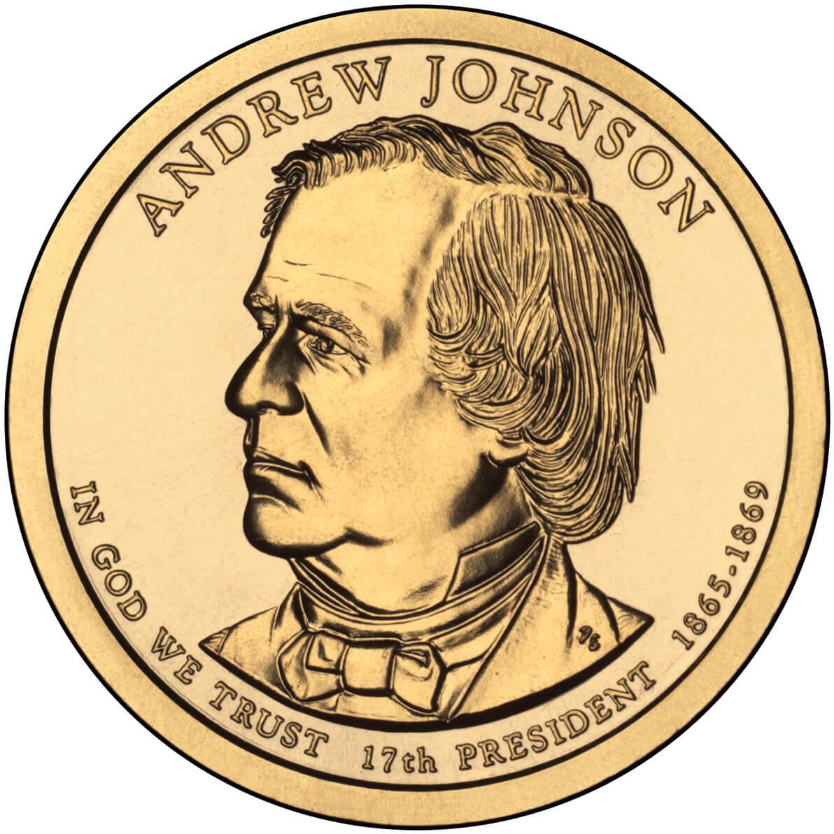 US 1 Dollar 2011 P