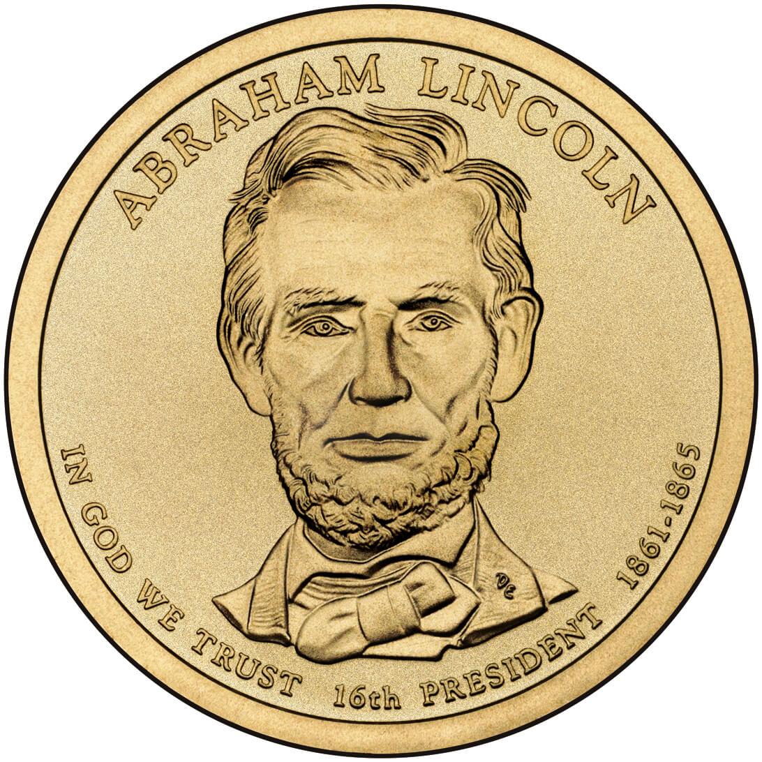 US 1 Dollar 2010 P