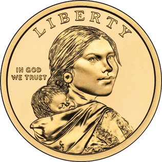 US 1 Dollar 2019 P