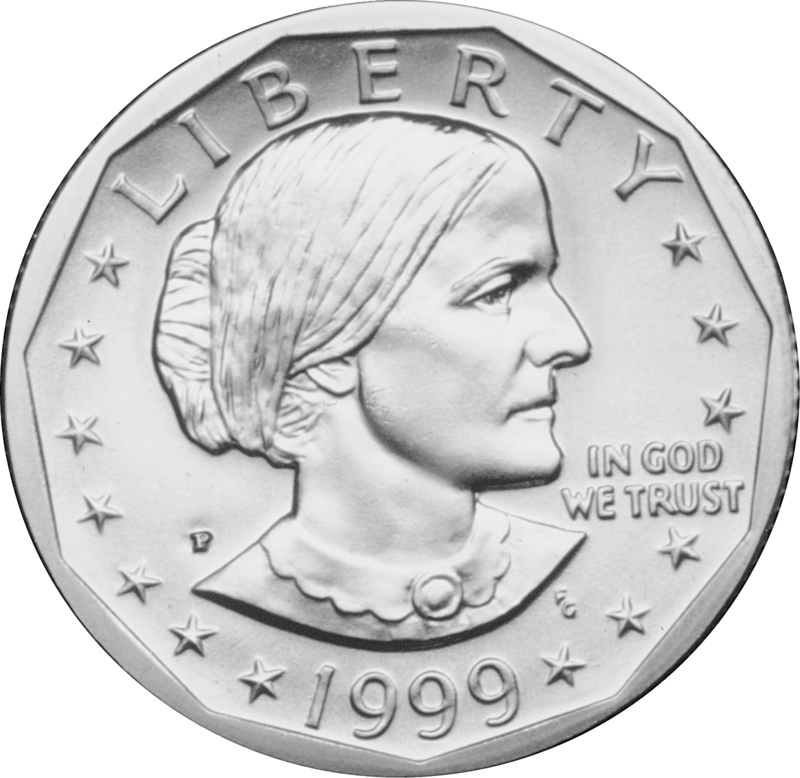 US 1 Dollar 1999 P