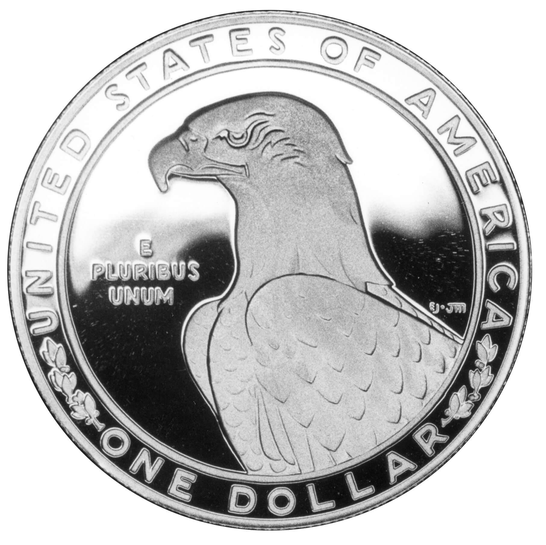 US 1 Dollar 1983 D