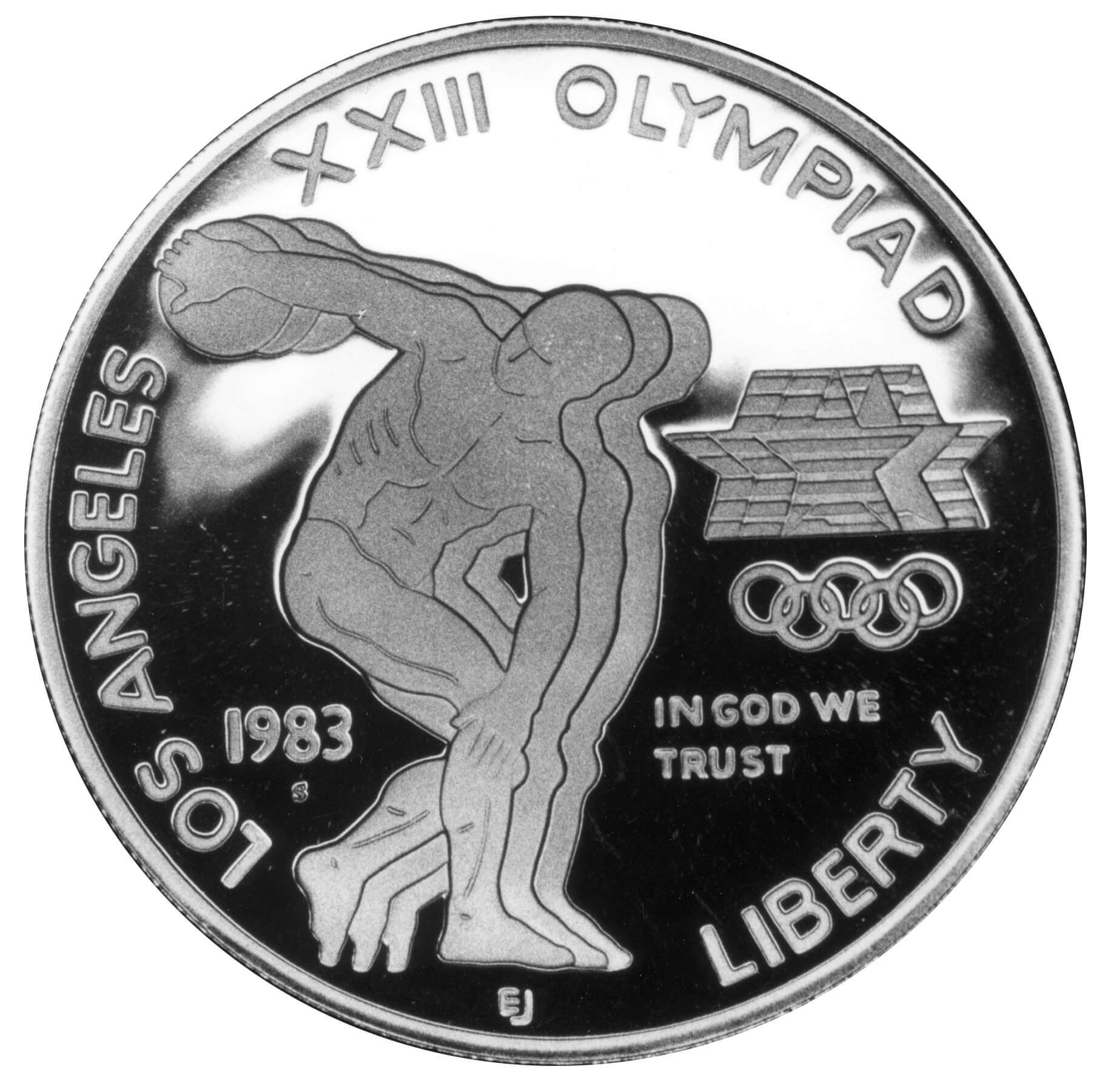 US 1 Dollar 1983 P