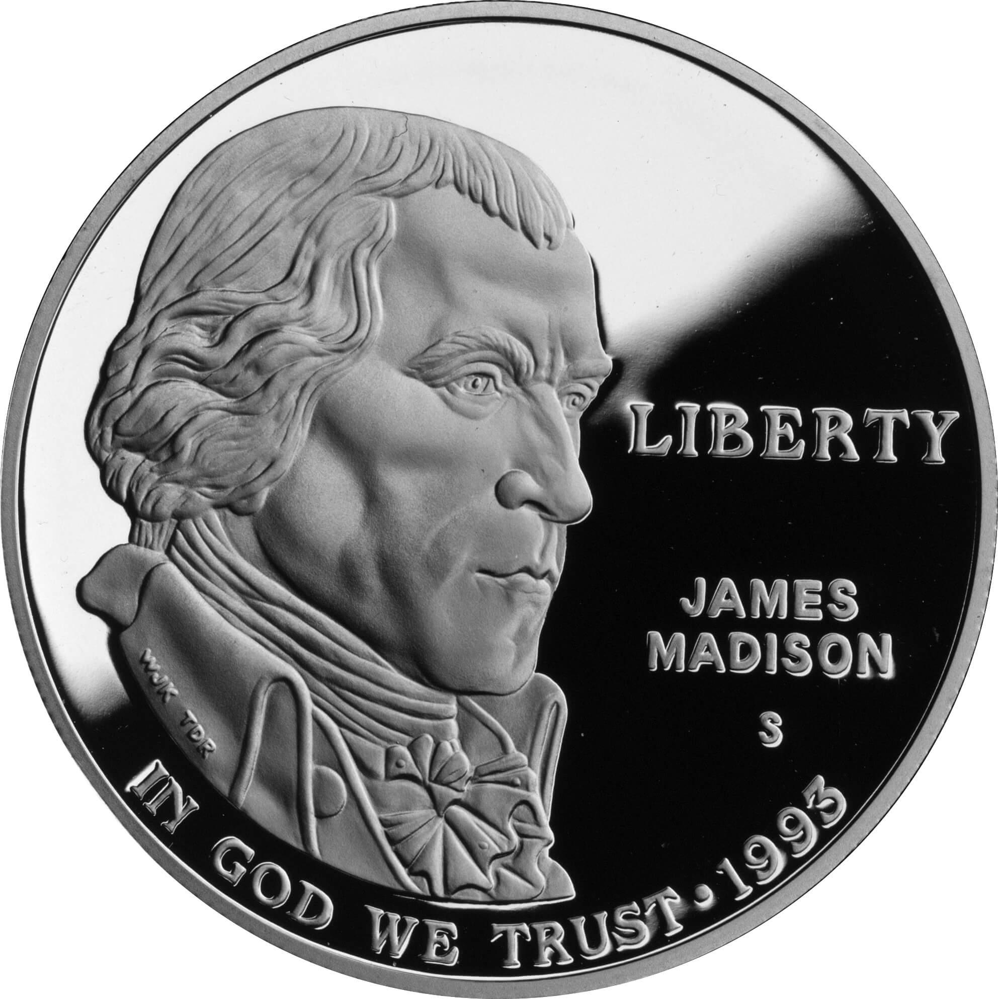 US 1 Dollar 1992 D