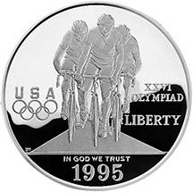 US 1 Dollar 1995 D