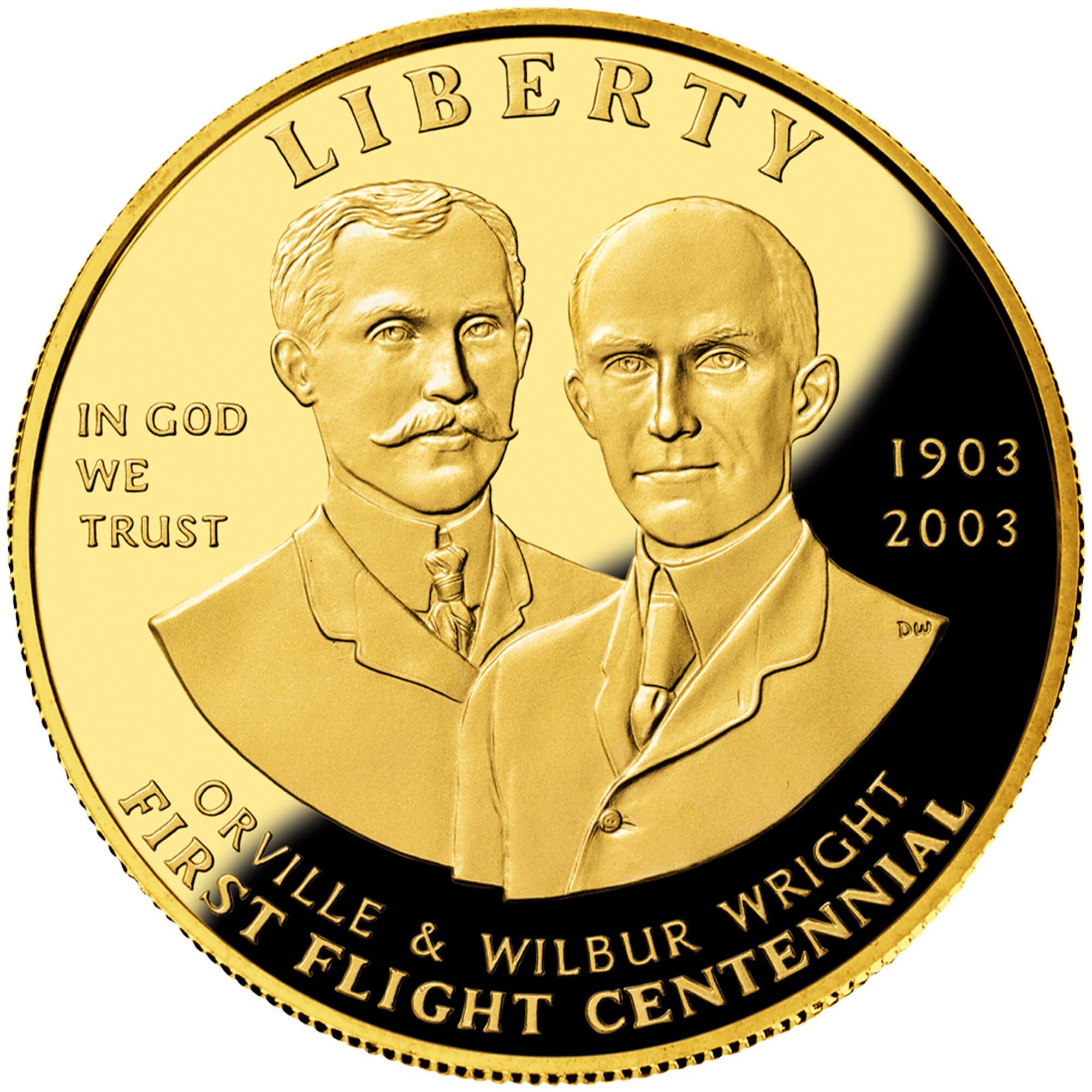 US 10 Dollars 2003 W